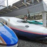 140円で新幹線を見に行こう!子供も親も楽しめる